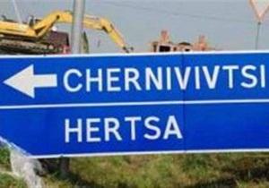 Янукович должен был открыть дорогу, на которой указатели написаны с ошибками