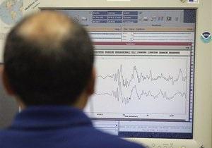 В Казахстане произошло землетрясение магнитудой 5,7