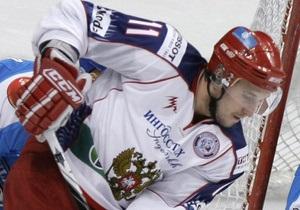 Хоккеист Александр Галимов остается в медикаментозной коме