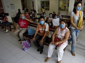 В Мексике число жертв гриппа A/H1N1 возросло до 56 человек