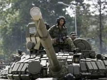 Российские войска передали контроль над Гори грузинским полицейским