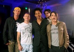 Red Hot Chili Peppers собираются приехать в Киев