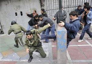 США осудили власти Ирана за разгон акций протеста оппозиции