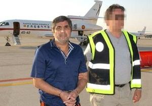 Испанская полиция арестовала лидера грузинской мафии, приговоренного ранее к семи годам тюрьмы