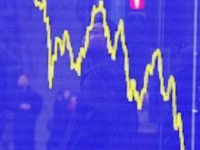 Российские рынки рухнули при открытии