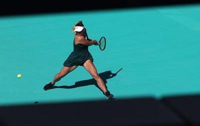 Костюк прошла в третий раунд турнира в Абу-Даби