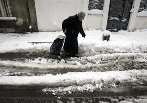 ГЧС призывает украинцев больше доверять предупреждениям об ухудшении погоды