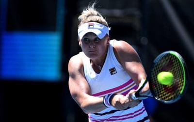 Козлова не виступить на Australian Open