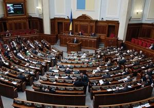 Парламент не исключил 365-ю статью из Уголовного кодекса: Тимошенко остается за решеткой