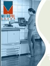 Полиграфический центр РА «Метрополь Групп»