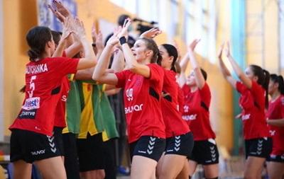 Львовская Галычанка выиграла первый матч 1/8 финала Кубка ЕГФ