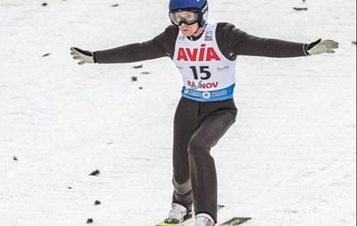 Украинец Калиниченко – 10-й на этапе Континентального кубка по прыжкам с трамплина