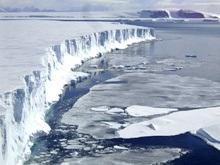 От Антарктиды откололся громадный ледник
