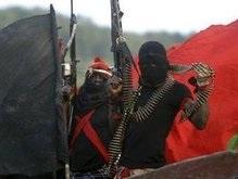 Нигерийские боевики объявили войну нефтяным компаниям