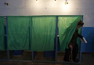 В Харькове во время голосования умерла женщина