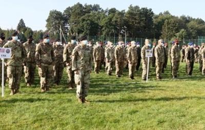 Рада одобрила допуск иностранных войск в Украину на учения