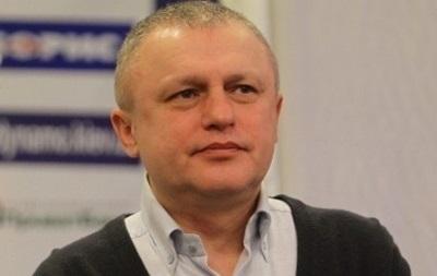 Суркис: Если бы Блохин мог себя поцеловать, он бы поцеловал