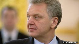 Глава минпрома Христенко покинул правительство России