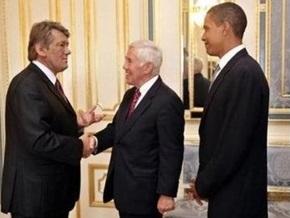 СНБО готовит встречу Ющенко с Обамой