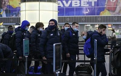 Динамо отправилось на второй сбор в Турцию