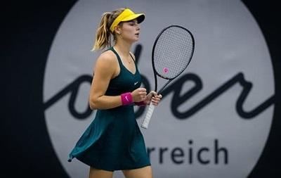Завацька програла в чвертьфіналі турніру у Франції
