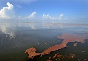 ВР обещает полностью остановить утечку нефти в Мексиканском заливе через два месяца