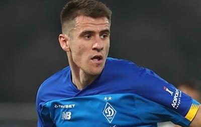 Динамо дозаявило Бєсєдіна на другу половину сезону в УПЛ