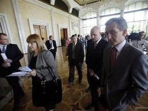 Молдавский  парламент еще раз попытается выбрать президента