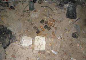 В Крыму милиционеры нашли в доме у местного жителя 1,6 кг взрывчатки
