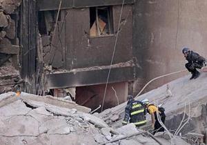Dphsd - В Аргентине из-за взрыва газа обрушилось десятиэтажное здание, погибли не менее 12 челове