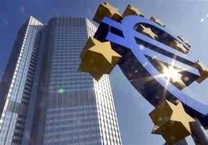 Евроцентробанк выкупил облигаций на 14 миллиардов евро