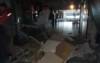 В торговом центре в Черновцах прогремел взрыв