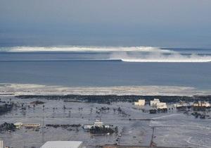 Метеорологи: Радиационное облако, возникшее над АЭС Фукусима, уносит в открытый океан