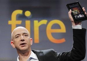 Amazon представила собственный планшетный компьютер