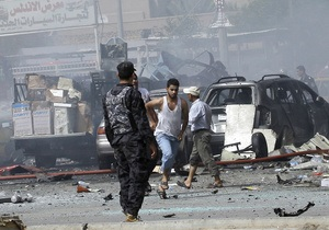 теракты в Ираке: В Ираке в результате майских терактов погибли более тысячи человек