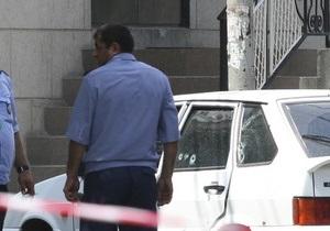 Возле полицейского участка в центре Москвы взорвалась бомба