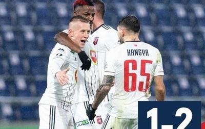 Петряк допоміг Фехервару вийти в 1/8 Кубка Угорщини