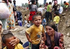 ЮНИСЕФ: Кыргызстан покинули 100 тысяч беженцев