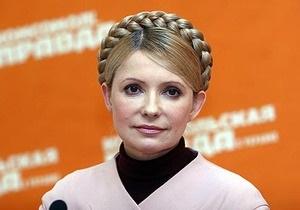 Тимошенко назвала главные события 2009 года