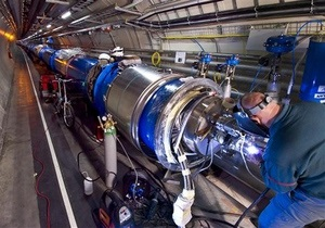 Ученые намерены построить новый коллайдер