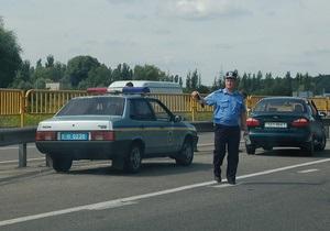 ГАИ рекомендует водителям воздержаться от поездок на дальние расстояния