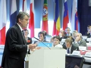 Ющенко о декларации по ГТС: Киев открыт к диалогу с Россией