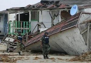 Ураган Алекс унес жизни пяти человек в Мексике