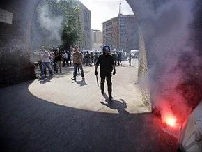 Протесты антиглобалистов против саммита G8 переросли в массовые беспорядки в Риме