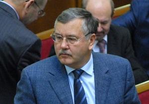 Гриценко объяснил, почему избранный во Львовской области депутат покинул фракцию Батьківщина