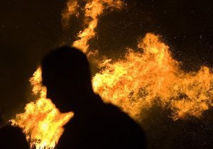 В БиГ уволенный таксист убил начальника и поджег его дом