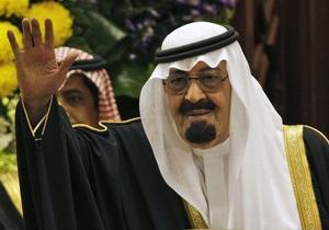 Король Саудовской Аравии впервые в истории обратился к народу