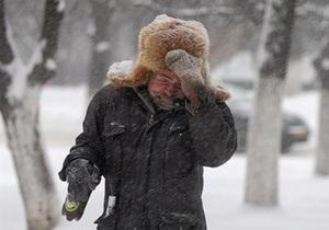 Число жертв холодов в Украине достигло 27 человек