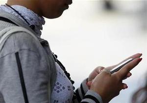 Британцы чаще пишут СМС, чем звонят