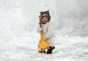 Погода: температура воздуха в Украине опустится до -28 градусов